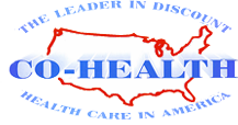 Co-Health, the leader in discount health care in America